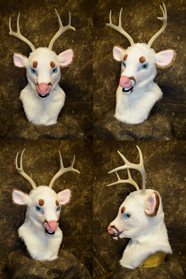 Cricket the Deer Head by temperance
