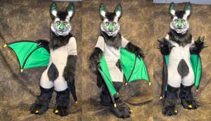 Softy Pokewolf the Bat