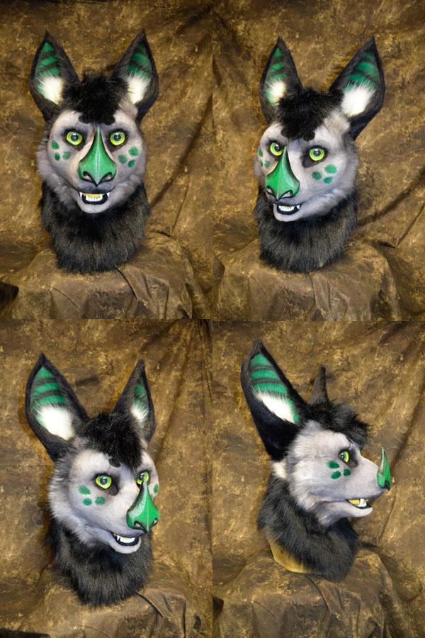 Softy Pokewolf the Bat Head by temperance
