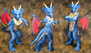Aristoth the dragon by temperance
