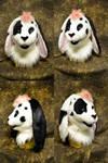 Bunny Bride head