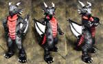 Larvagandor the Dragon