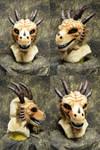 Chronosdormu the Dragon Head