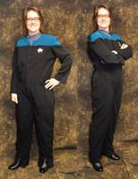Star Treky Voyager - Sciences Officer