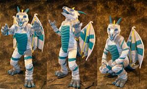 Nemerix the Dragon by temperance