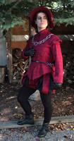 Tudor Prince - Historical cosplay2
