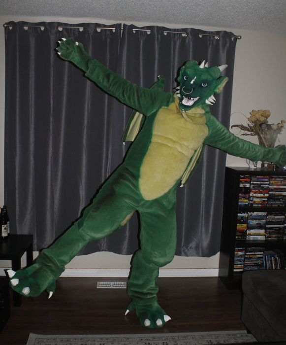 Draco the Dragon by temperance