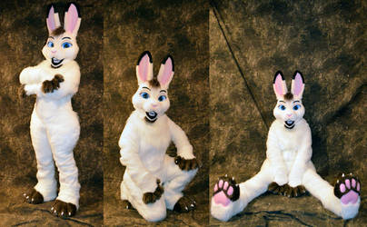 Whiteshadow Hare by temperance