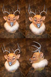 Hazen Deer Head