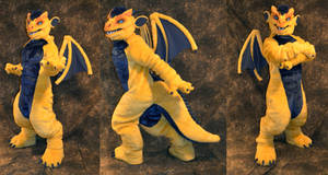 Pulsar the Dragon