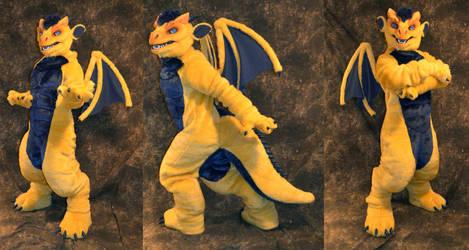 Pulsar the Dragon