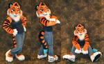 Tizger the Tiger