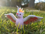 2K Giveaway! [CLOSED]