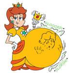 Daisy Ate Peach