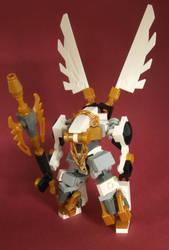 Kronos Archangel by dukayn