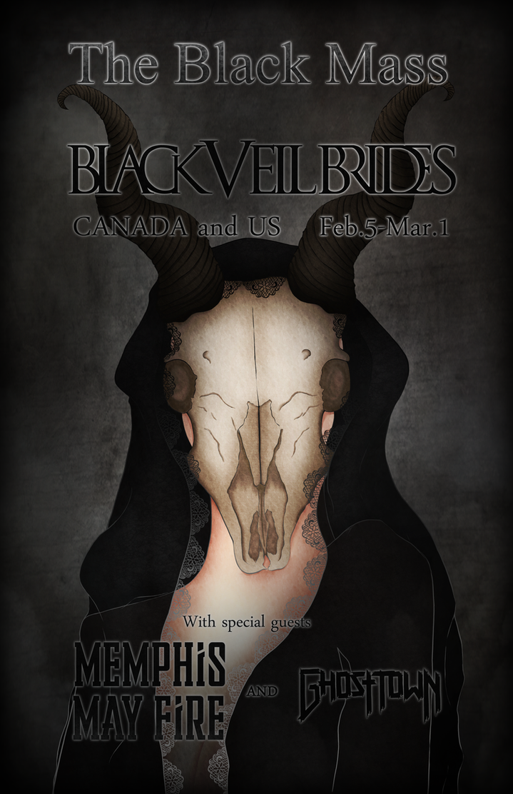 The Black Mass 2015 Contest by ErinSoup
