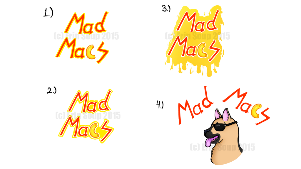 Mad Macs logo by ErinSoup