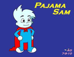 Pajama Sam by trixie12321