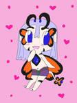 Chibi Sapphire by JellybeanGravy