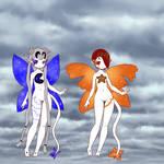 Fluttergem Adoptables OPEN by JellybeanGravy