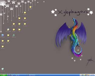 Current CLEAN Desktop by xylophagous