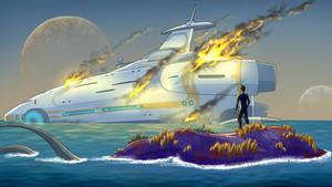 Orbital Hull Failure