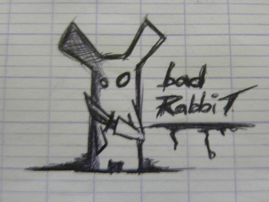 Stil Bad bad rabbit by stil yoyo on deviantart
