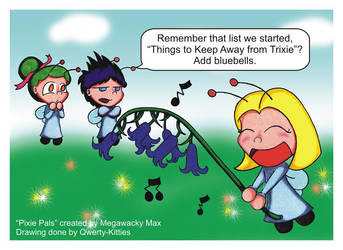 For Max--Bell Ringer Trixie by qwerty-kitties