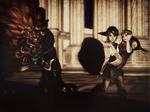 Saving the Princess by AceL97