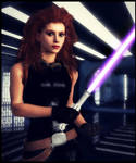 Mara Jade Skywalker by AceL97