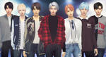 [Sims 4 BTS] Love yourself by AceL97