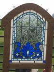 Traditional,w/white  oak frame..