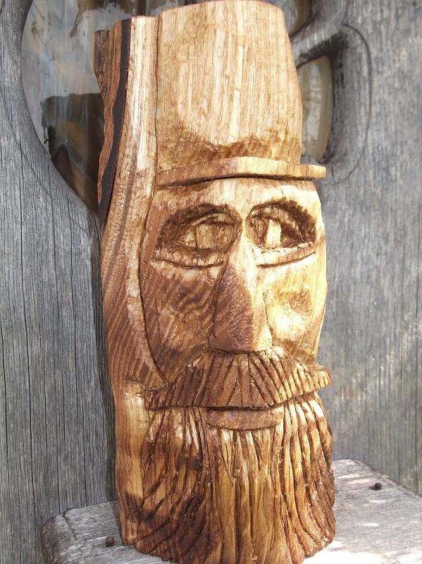Catalpa Top Hat Man by glasslinger