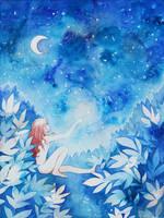 Firefly Sky by katethegreat19