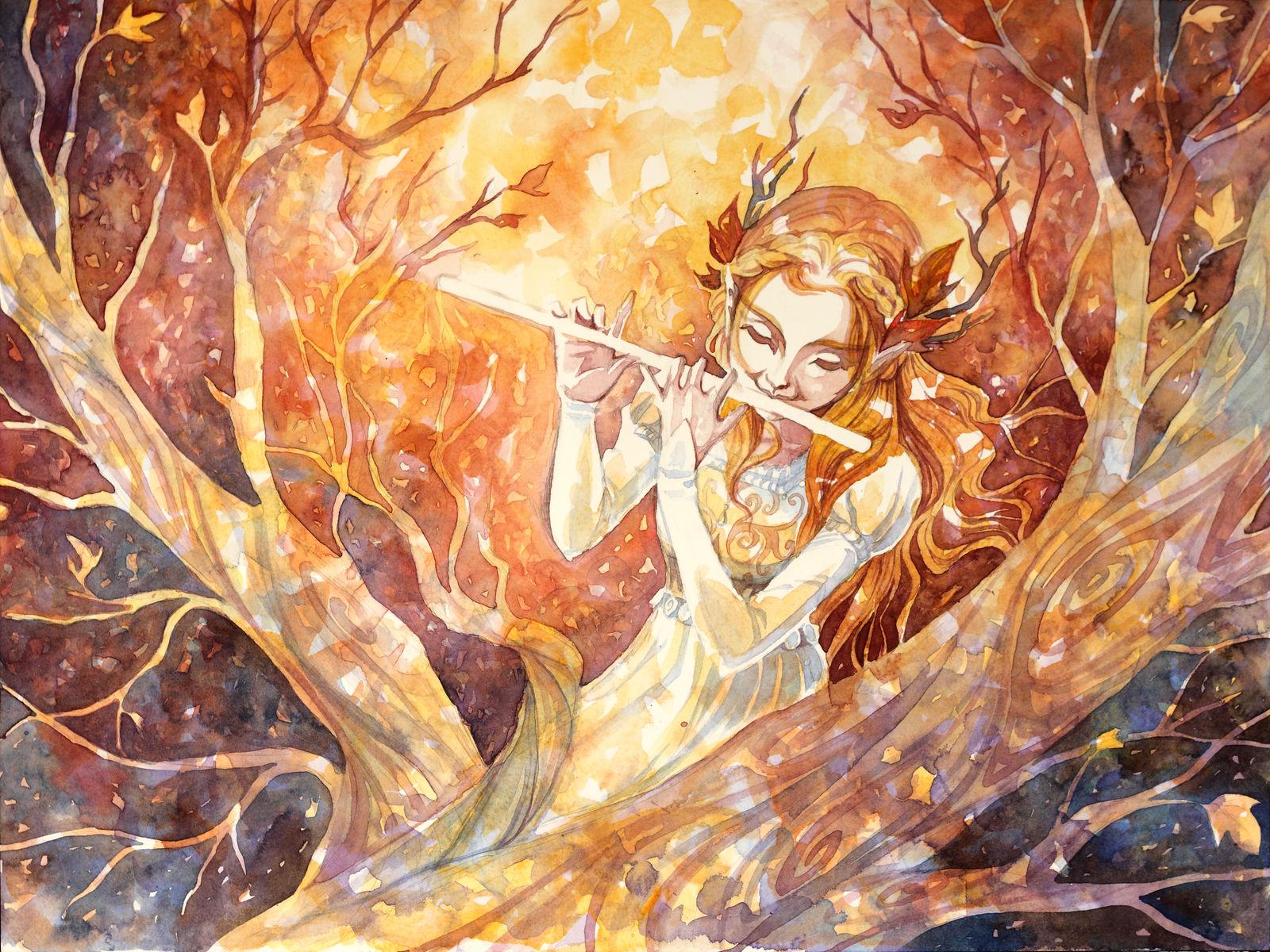 The White Flute