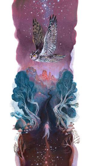 The Roar Inside Me / Earth Island Journal 2018 by ullakko