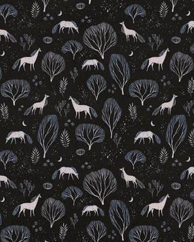 Midnight Garden pattern