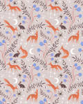 Fox Moon pattern