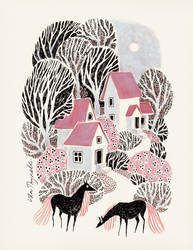 Lucid Dream by UllaThynell