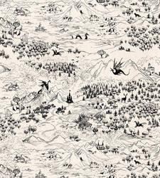 Dragons of the Magic Land