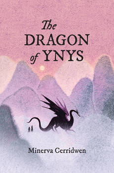 The Dragon of Ynys (cover art commission)