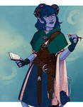 [Critical Role] Jester