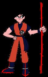 I am Goku!