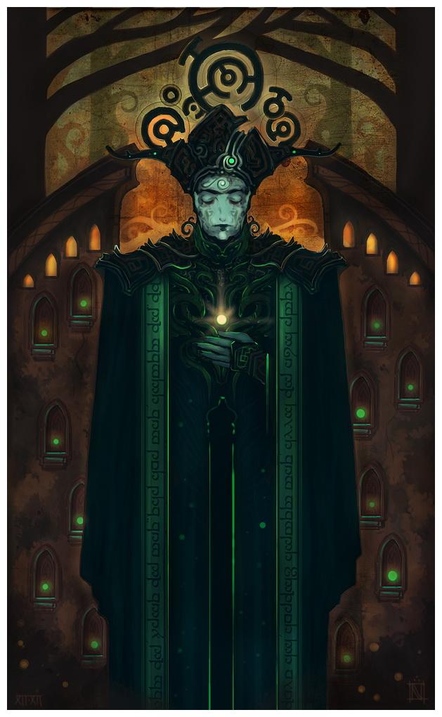 Lord Mandos by MagusVerus
