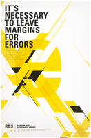 LEAVE MARGINS FOR ERRORS by Metric72
