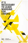 LEAVE MARGINS FOR ERRORS