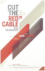 CUT THE RED CABLE by Metric72