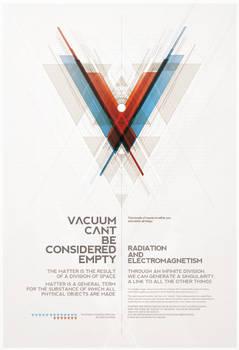 VACUUM IS NOT EMPTY