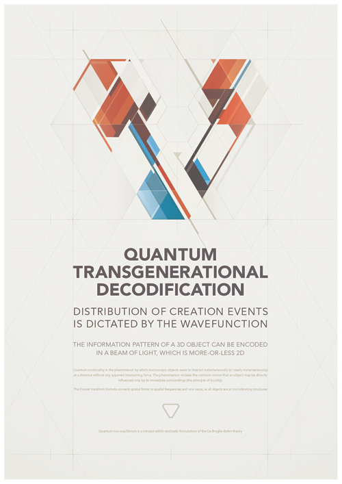 QUANTUM TRANSGENERATIONAL DECODIFICATION by Metric72