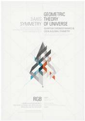 Geometric Theory of Universe